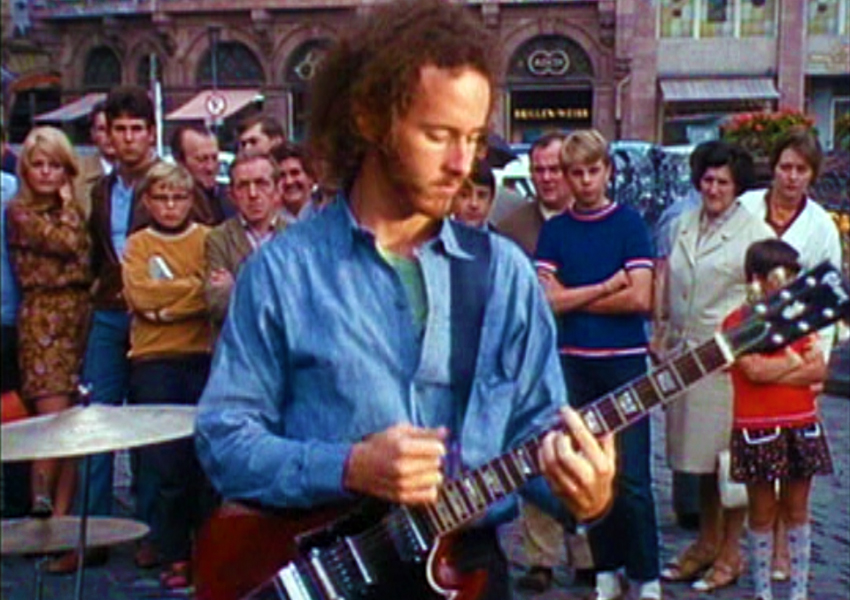 Robby Krieger on Shebang